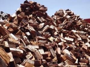Big Piles of Wood